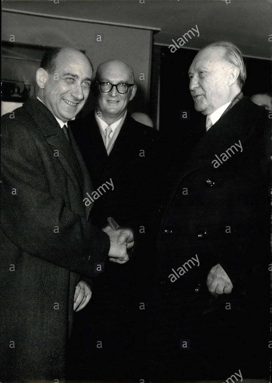 Konrad Adenauer - 1957