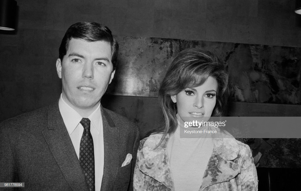 Raquel Welch - Patrick Curtis - 1967
