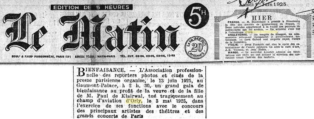 01/06/25 - Le Matin