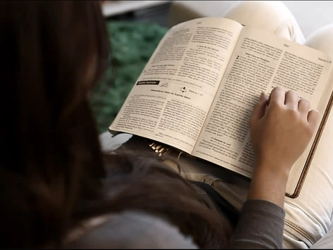 Jovem mãe, você pode ler a Bíblia