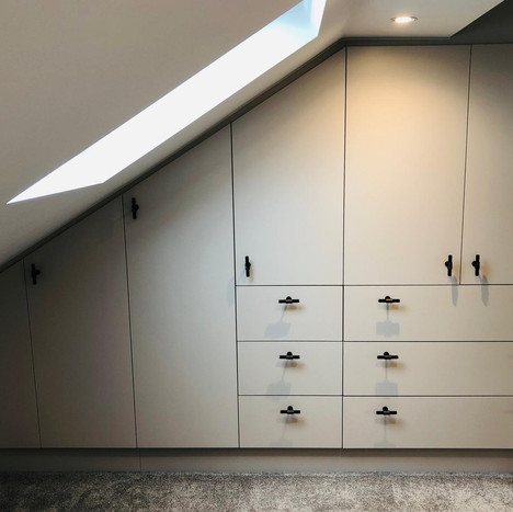 How to design your perfect fitted wardrobe