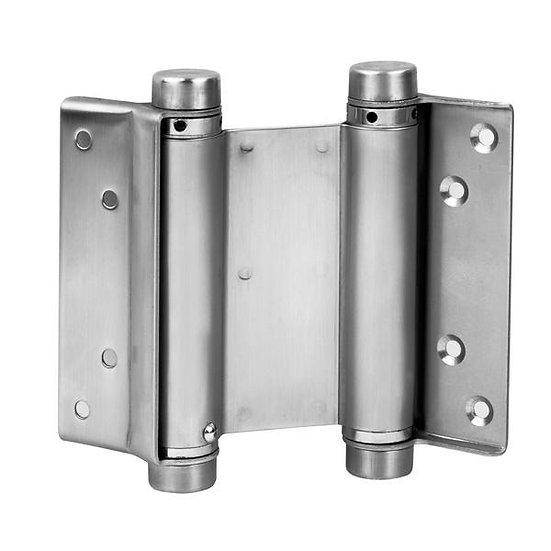 QS 4438 Double Action Hinge 150mm - 85kg