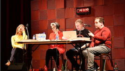 People Show 134: Live & On Air