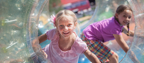 Dětská zóna na gastrofestivalu!