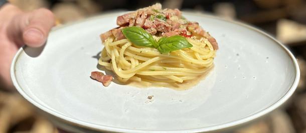 Italská restaurace La Baracca vaří z těch nejlepších surovin. Přijďte se přesvědčit