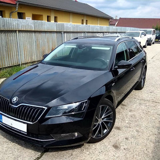 Škoda Superb III (L&K)