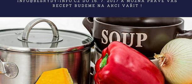 Hledáme tradiční recepty z Beskyd.