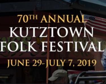 Leah Marie Fuls at Kutztown Folk Festival