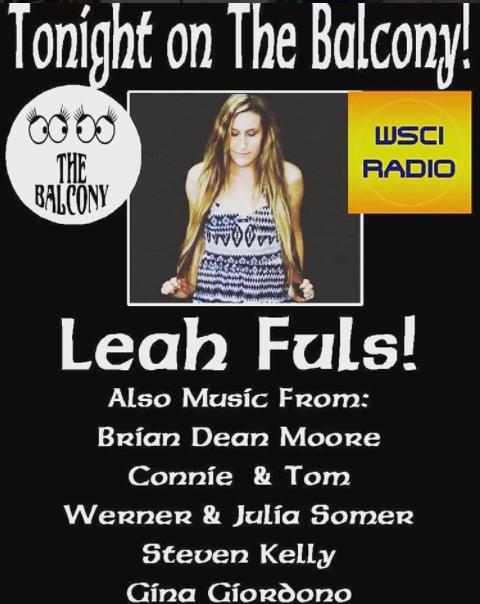 Leah Marie Fuls on The Balcony radio station
