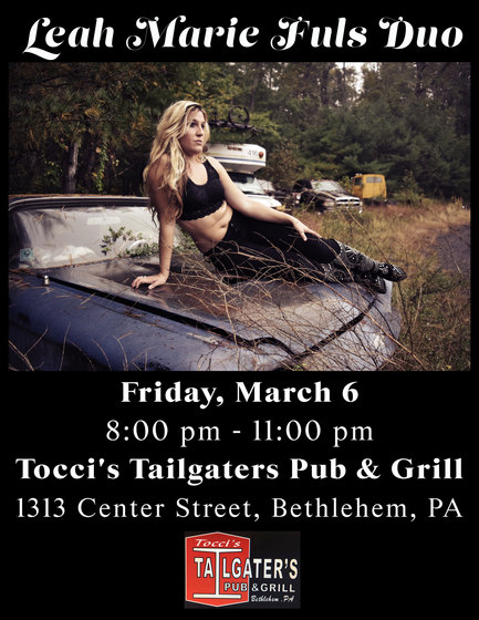 Leah at Tocci's Tailgater's Pub