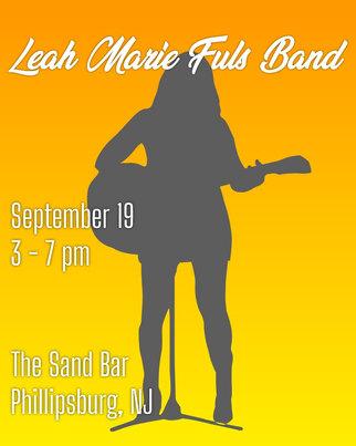 Leah Marie Fuls at The Sand Bar