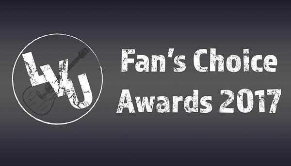 Lehigh Valley Underground Fan's Choice Awards Best Album Best Song