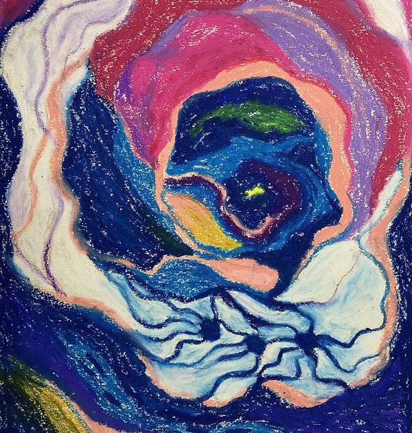The Flower Eaten by Gloom