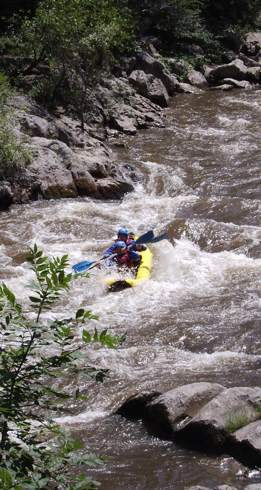 cano raft Quillan