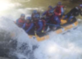 Rafting sur l'Aude,Gorges de Saint-Georges, Axat. Près de Toulouse et Montpellier