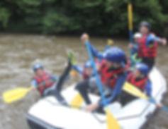 Rafting sur l'Aude, EVG / EVJF près de Toulouse et Montpellier.