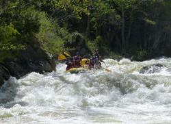 Rafting gorges de la Pierre Lys