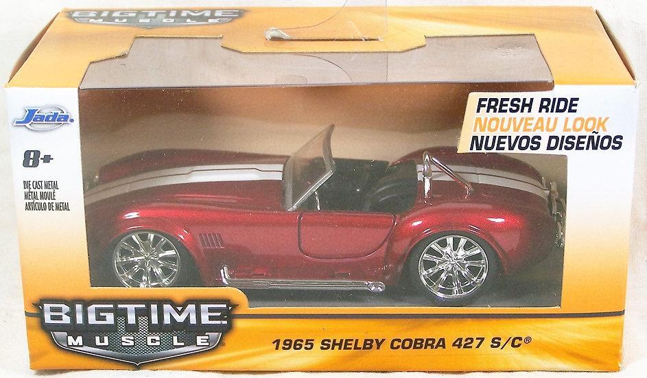 1:43 Jada .. 1965 Shelby Cobra 427 S/C