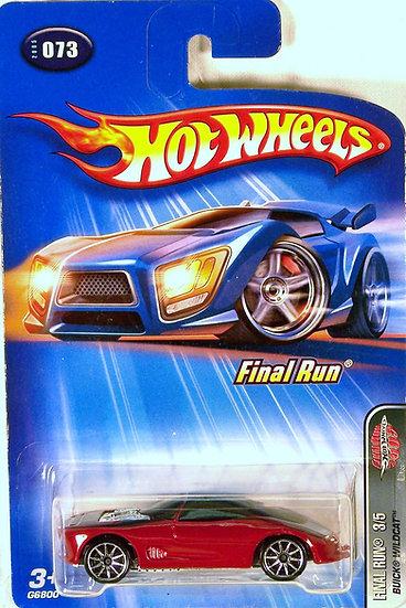 HW05-073 .. Buick Wildcat