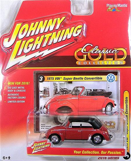 JLCG001-3A .. 1975 Super Beetle Convertible