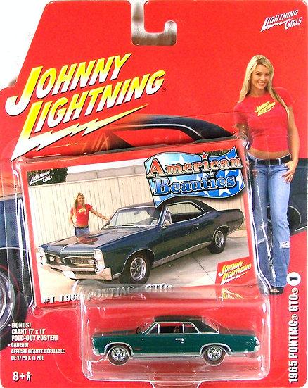 JL 50401O-1 .. 1965 Pontiac GTO