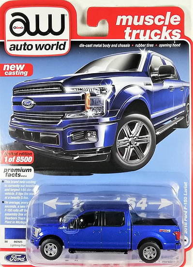 AW64232-1A .. 2018 Ford F-150 Lariat