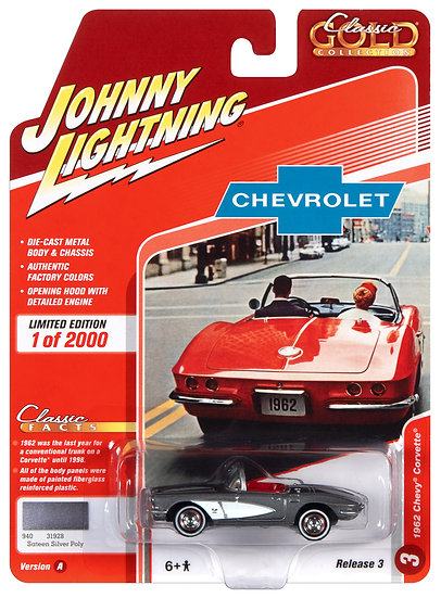 JLCG023-3A .. 1962 Chevy Corvette
