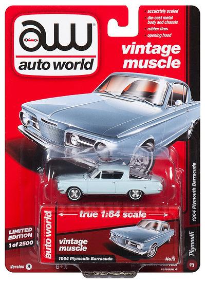 AW64152-3A .. 1964 Plymouth Barracuda