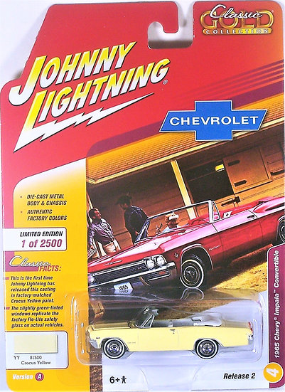 JLCG014-4A .. 1965 Chevy Impala Convertible