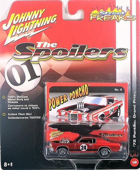 JL 50301E-6 .. 1972 Pontiac Grand Prix