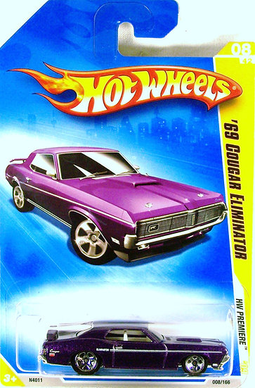 HW09-008(c) .. 69 Mercury Cougar Eliminator