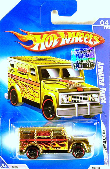 HW09-110(a)* .. Armored Truck