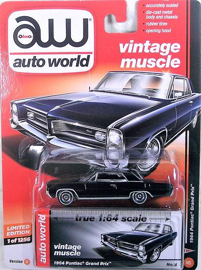 AW64052-5D .. 1964 Pontiac Grand Prix
