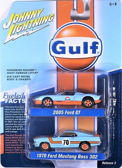 JLPK004A .. Gulf Oil 2-Pack