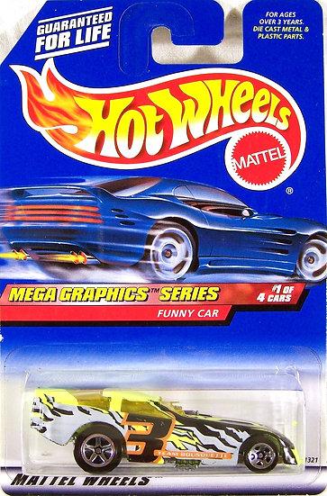 HW99-973 .. Funny Car