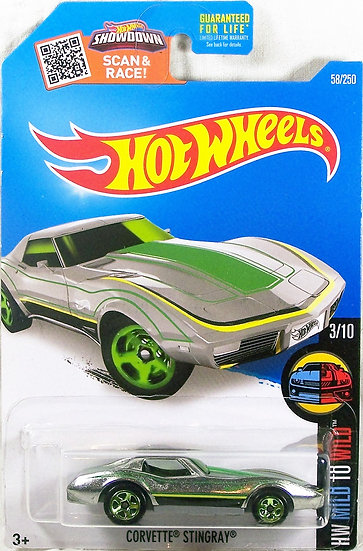 HW16-058 .. Corvette Stingray