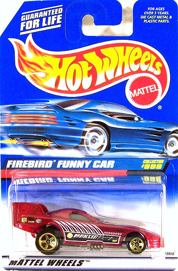 HW99-998 .. Firebird Funny Car