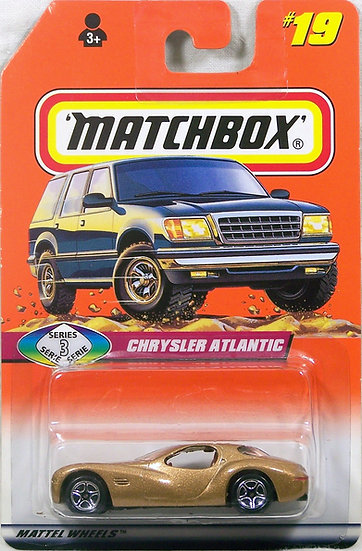 MB98-019 .. Chrysler Atlantic