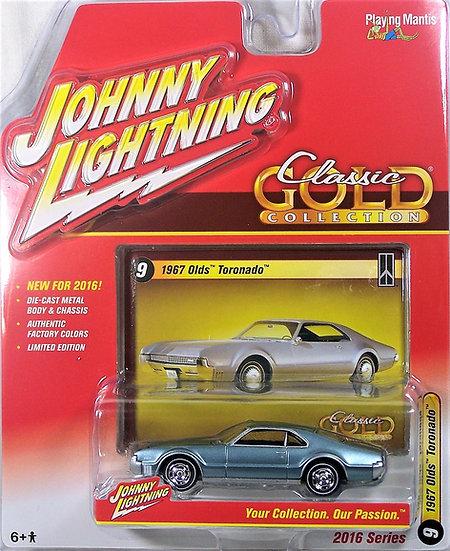 JLCG002-9A .. 1967 Olds Toronado