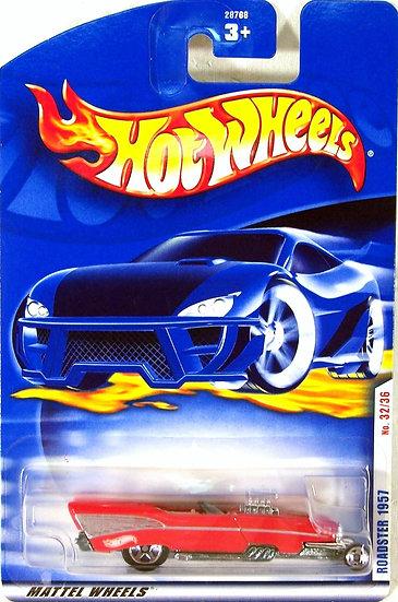 HW01-052(b) ..'57 Roadster