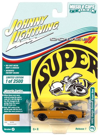 JLMC025-3B .. 1969-1/2 Dodge Coronet Super Bee