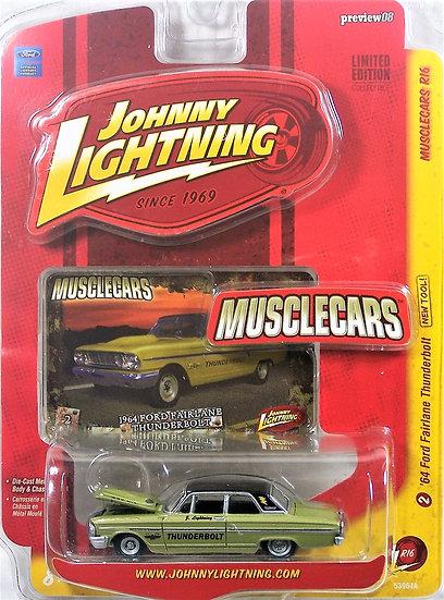 JL 50198-2 .. '64 Ford Thunderbolt
