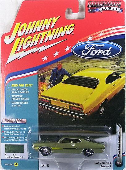 JLMC003-1A .. 1970 Ford Torino GT
