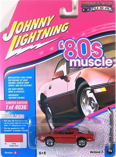 JLMC014-2A .. 1988 Chevrolet Corvette