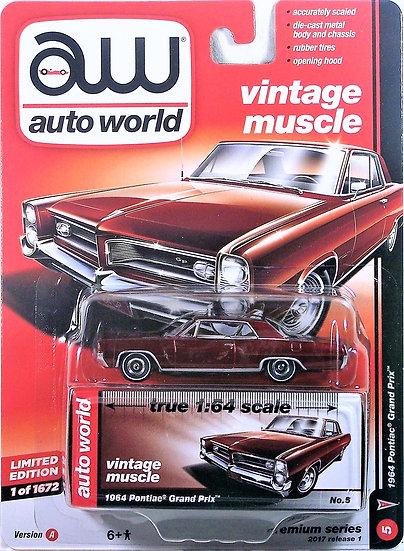 AW64052-5A .. 1964 Pontiac Grand Prix