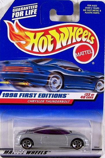 HW98-671(a) .. Chrysler Thunderbolt