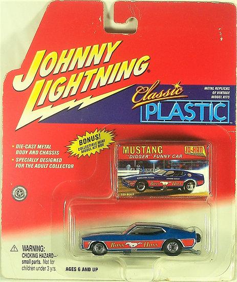 "JL 373-01-4 .. Mustang ""Digger"" Funny Car"