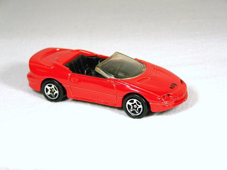 L98-65868 .. Camaro Convertible