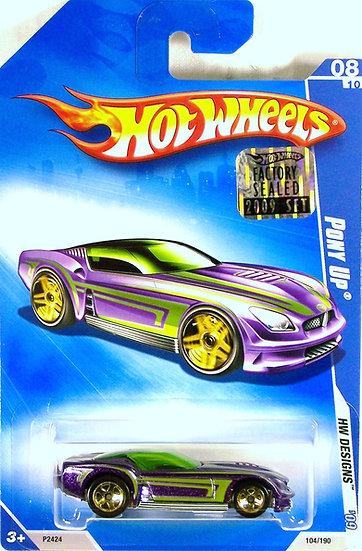 HW09-104(b)* .. Pony-Up