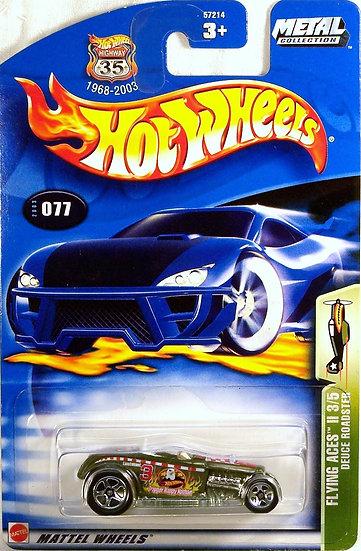 HW03-077 .. Deuce Roadster